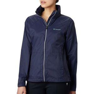 COLUMBIA • raincoat
